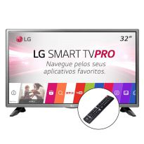 LG TV 32 Smart Led Hd Modo Hotel Hdmi Usb Vesa