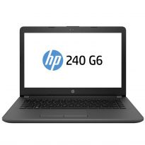 HP Notebook ProBook 240G6 Intel Core i5-7200U Dual Core 2.5GHz, Tela 14pol.,8GB RAM, 500GB HD, Wi-Fi, BT 4.0, Win10 Pro