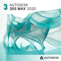 Autodesk Corp. 3DS Max 2020 Commercial New Single User Annual Subscription