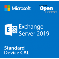 Microsoft Exchange Server 2019 Standard Device Cal - Open License