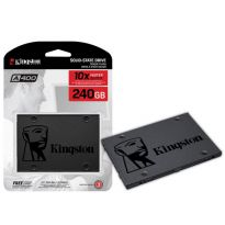 Ssd Kingston 240gb Sa400 Sata3 2,5