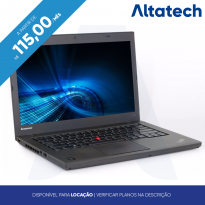 Lenovo Notebook T440, Tela 14