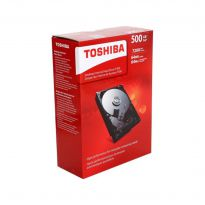 HD Interno Toshiba 500GB 7200RPM 3,5