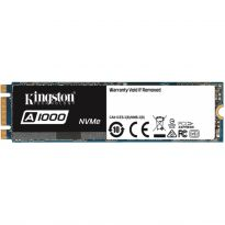Ssd Kingston 240gb A1000 M.2 2280 Nvme Pcie 3.0