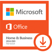 Microsoft Office Home & Business 2016 ESD - T5D-02324