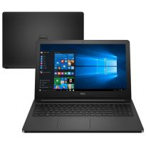 Dell Notebook Vostro 14 3468 Intel Core i5 7200U Dual Core 2.5GHz, 8GB RAM, 1TB HD, Wi-Fi, BT 4.0, Win10 PRO