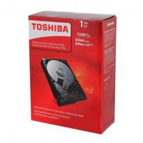 HD Interno Toshiba 1TB 7200RPM 3,5