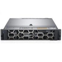 Dell Servidor PowerEdge Rack R740 Intel Xeon Silver 4114 2.2GHz 10C (1x proc.), 32GB RAM, 2x 1.2TB SAS HD, DVD-RW, 2x Fontes (sem sistema operacional)