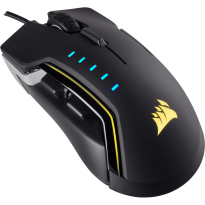 Mouse Corsair Glaive Gaming RGB Alumínio