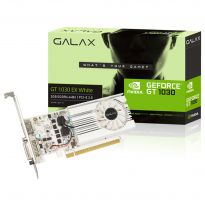 GPU Geforce Galax GT 1030 2GB DDR4 64Bit 1050MHZ DVI HDMI