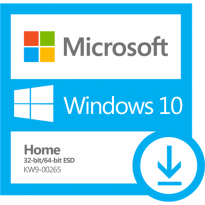 Windows 10 Home 32-bit/64-bit ESD KW9-00265