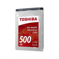 Toshiba HD interno 500GB 5400RPM 8MB L200