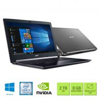 Notebook Acer 15.6