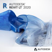 Autodesk Corp. AutoCAD Revit LT Suite 2020 Commercial Single User 1 Year Switch From Maintenance
