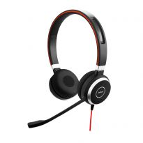 Jabra Headset Evolve 40 MS Biauricular (USB, 3.5mm)
