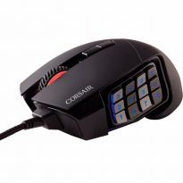 Mouse Corsair MOBA/MMO Scimitar Pro RGB Gaming