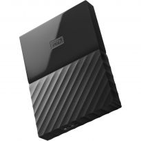 HD Externo Western Digital My Passport Preto 1TB USB 3.0 Preto