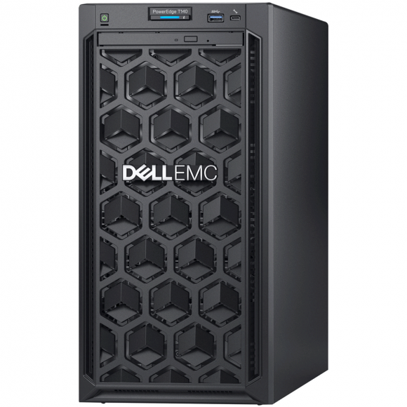 Servidor Dell Poweredge T140 Xeon E2124 2x Ram 8gb 2x Hdd 1tb