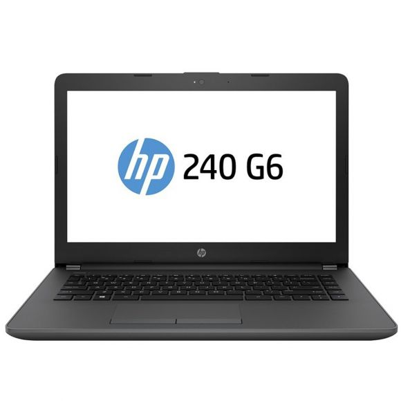 HP Notebook ProBook 240G6 Intel Core i5 7200U Dual Core 2.5GHz, Tela 14pol., 8GB RAM, 500GB HD, Wi-Fi, BT 4.0, Win10 Pro