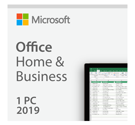Microsoft Office Home Business 2019 ESD T5D-03191