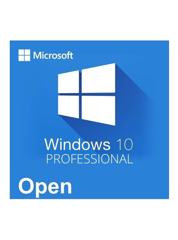 Microsoft Get Genuine Kit License For Windows 10 Professional 1 Pc